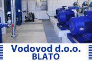 Obavijest Vodovod Blato